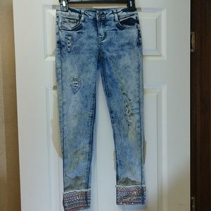 Arizona girl's jeans